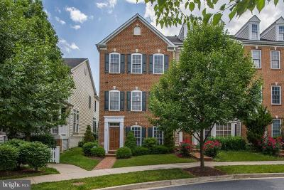 Clarksburg Townhouse For Sale: 7 Webster Hill Court