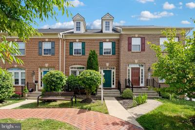 Clarksburg Townhouse For Sale: 23314 Brewers Tavern Way