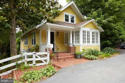 Silver Spring Single Family Home For Sale: 9816 Capitol View Avenue