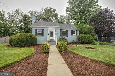 Silver Spring Single Family Home For Sale: 811 Lanark Way