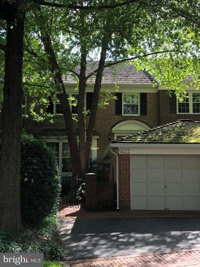 Potomac Rental For Rent: 9422 Turnberry Drive