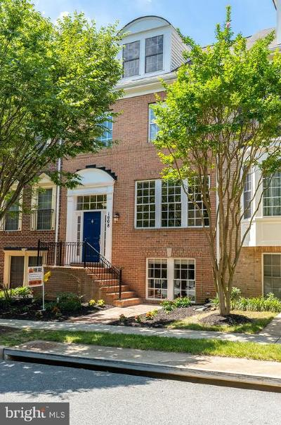 Rockville Townhouse For Sale: 1008 Grand Champion Drive