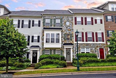 Clarksburg Townhouse For Sale: 23431 Clarksridge Road