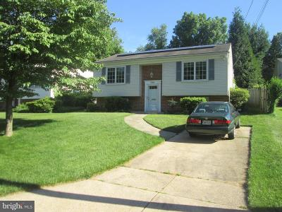 Rockville MD Single Family Home For Sale: $595,000