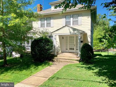 Rockville Rental Active Under Contract: 119 S Washington Street S