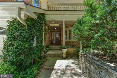 Bethesda MD Townhouse For Sale: $1,060,000