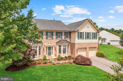 Burtonsville Single Family Home Under Contract: 15105 Briarcliff Manor Way
