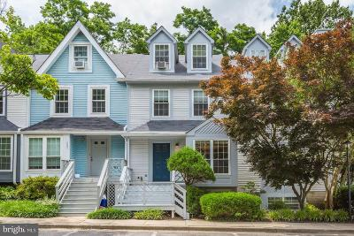 Silver Spring Townhouse For Sale: 2019 Lyttonsville Road