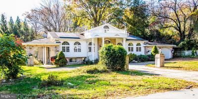 Bethesda Single Family Home For Sale: 8900 Charred Oak Drive