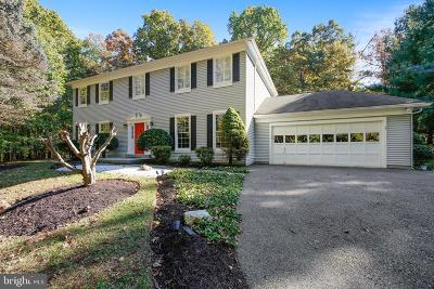 rockville Single Family Home For Sale: 5628 Artesian Drive