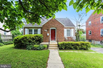 Montgomery County Single Family Home For Sale: 10143 Sutherland Road