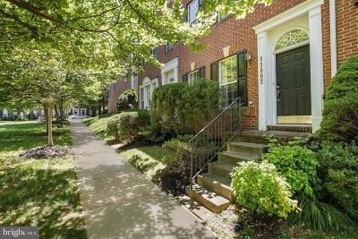 Germantown Townhouse For Sale: 13002 Town Commons Drive