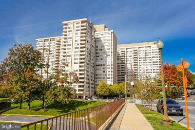 Chevy Chase Condo For Sale: 4515 Willard Avenue #2104S