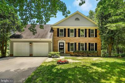 Montgomery Village Single Family Home Under Contract: 9004 Nesbit Court