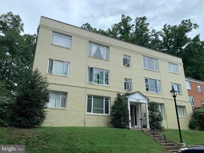 Bethesda Condo For Sale: 10400 Montrose Avenue #M-301