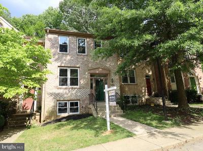 Townhouse For Sale: 10658 Pine Haven Terrace