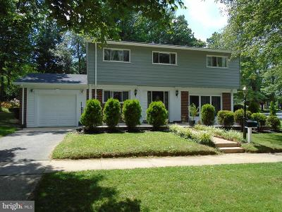 Montgomery County Single Family Home For Sale: 220 Thistle Drive