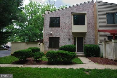 Montgomery Village Townhouse For Sale: 3 Sparrow Valley Court
