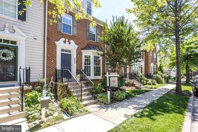 Gaithersburg Townhouse For Sale: 448 Clayhall Street