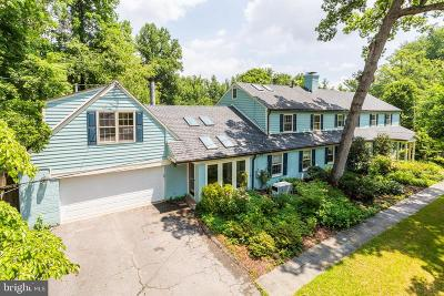 Single Family Home For Sale: 9300 Burning Tree Road
