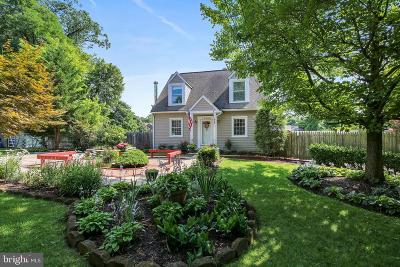 Silver Spring Single Family Home For Sale: 12805 Eckmoor Road