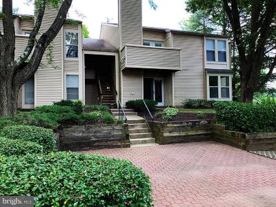 Burtonsville Condo For Sale: 3925 Greencastle Road #5