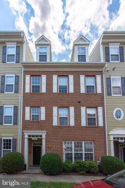 Gaithersburg Condo For Sale: 178 Chevy Chase Street