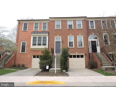 Rockville Townhouse For Sale: 1309 Templeton Place