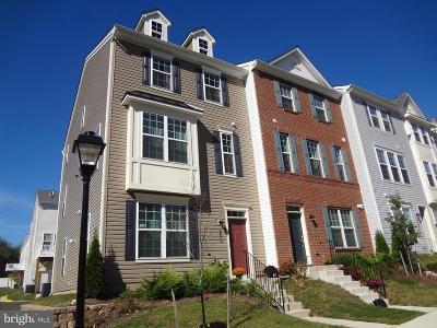 Germantown Townhouse For Sale: 12700 Longford Glen Drive