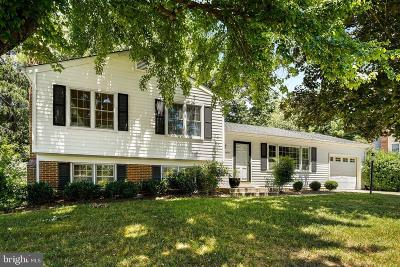 Rockville Single Family Home For Sale: 1511 Gerard Street