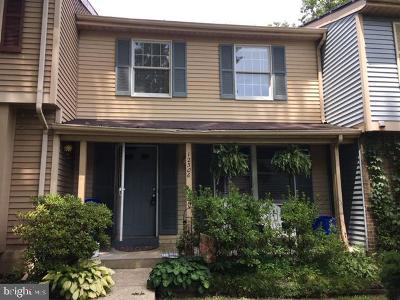 Germantown MD Townhouse Under Contract: $260,000