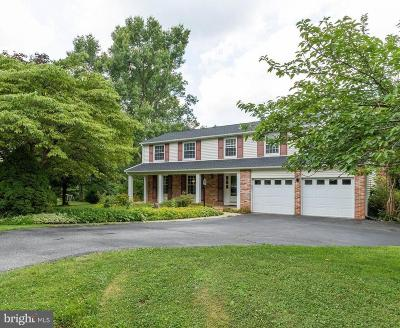 Gaithersburg Single Family Home For Sale: 20712 Bell Bluff Road