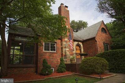 Silver Spring Single Family Home For Sale: 9510 Saybrook Avenue