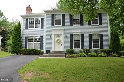 Gaithersburg Single Family Home For Sale: 8843 Beavercreek Lane