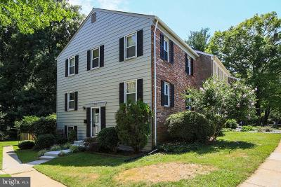 Rockville Townhouse For Sale: 909 Paulsboro Drive