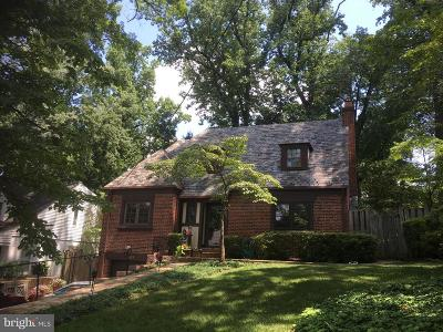 Silver Spring Single Family Home For Sale: 609 Dale Drive