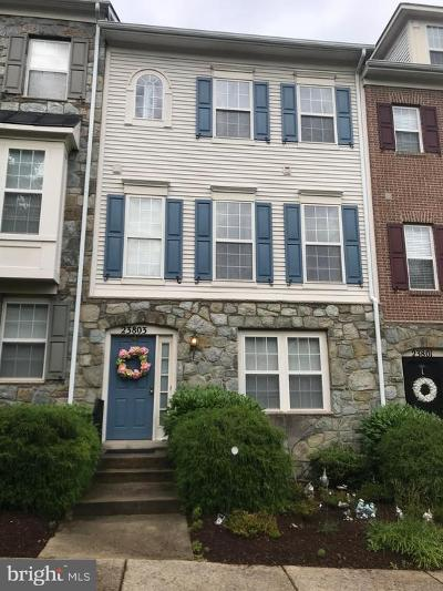 Clarksburg MD Townhouse For Sale: $365,000