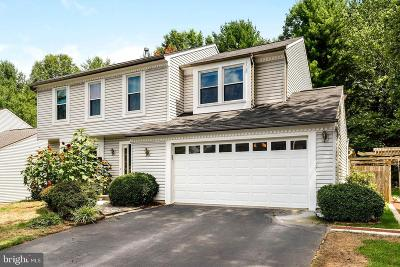 Gaithersburg Single Family Home For Sale: 12309 Morning Light Terrace