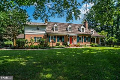 Potomac Single Family Home For Sale: 10711 Lockland Road
