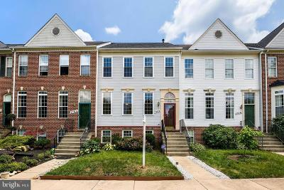 Gaithersburg Townhouse For Sale: 7708 Battery Bend Way