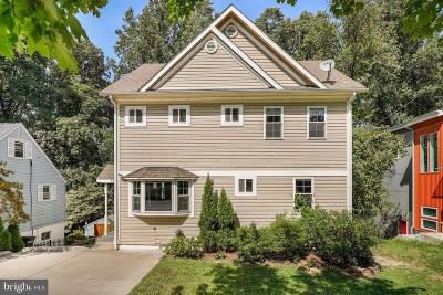 Montgomery County Single Family Home For Sale: 4007 Lawrence Avenue