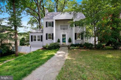 Silver Spring Single Family Home For Sale: 1533 Red Oak Drive