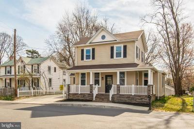 Rockville Single Family Home For Sale: 15909 Chieftain Avenue