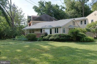 Bethesda Single Family Home For Sale: 5714 Kingswood Road