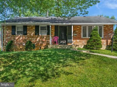 Silver Spring Single Family Home For Sale: 13105 Dauphine Street