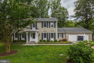 Bethesda Single Family Home For Sale: 18 Avalon Court