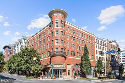Rockville Condo For Sale: 38 Maryland Avenue #PH613