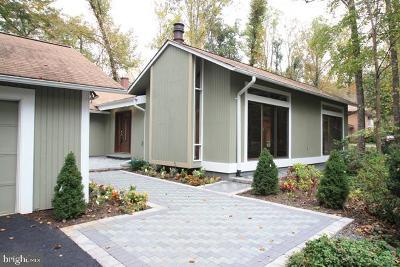 Potomac Single Family Home For Sale: 9400 Garden Court