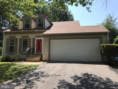 North Potomac Single Family Home For Sale: 13928 Mustang Hill Lane