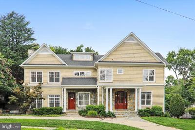 Bethesda Single Family Home For Sale: 5801 Ipswich Road